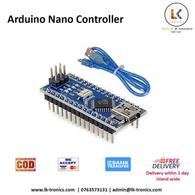 Arduino Nano Controller