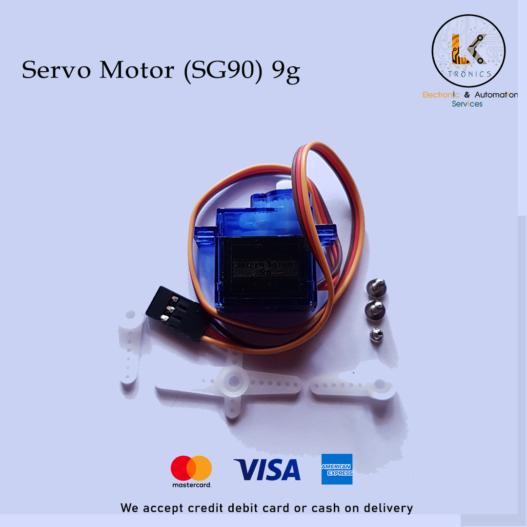 Servo Motor 9g Main image