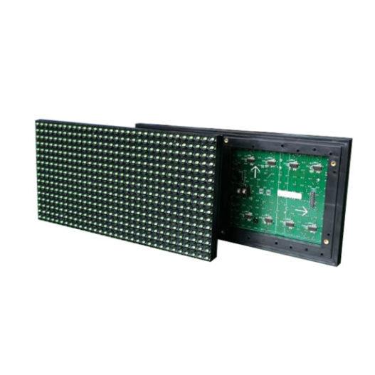P10 Outdoor Single Green Color Green Color LED Module P10 Outdoor Green