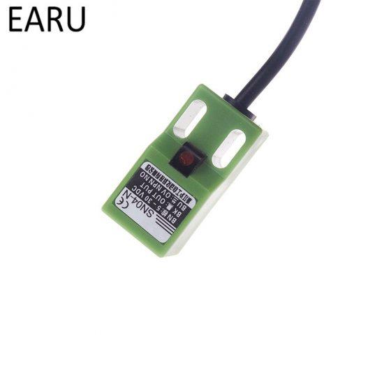 Free Shipping SN04 N Famous SN04N 4mm Approach Sensor NPN 3 wire NO 6 30V DC 2