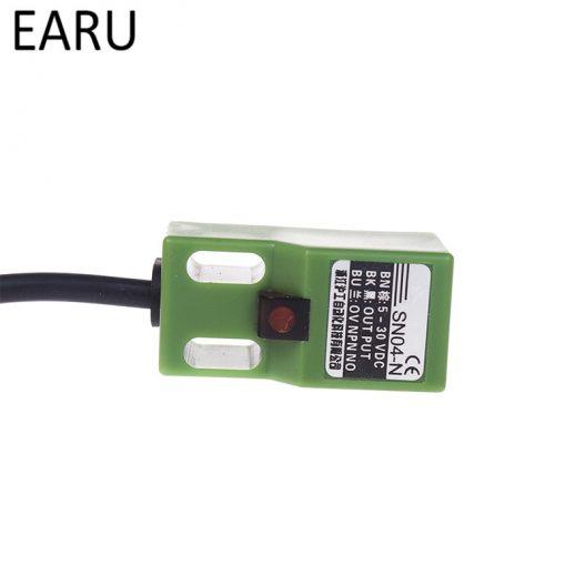 Free Shipping SN04 N Famous SN04N 4mm Approach Sensor NPN 3 wire NO 6 30V DC 3