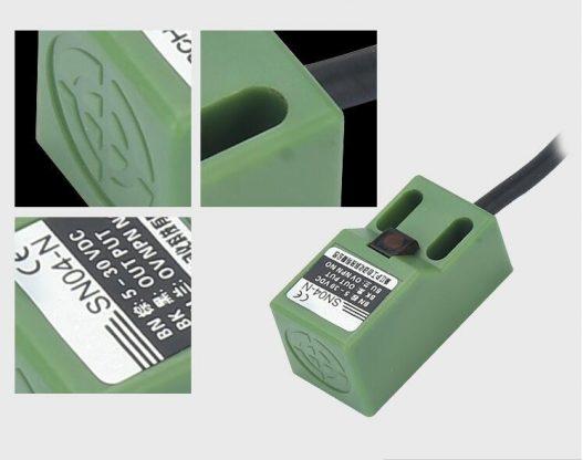 Free Shipping SN04 N Famous SN04N 4mm Approach Sensor NPN 3 wire NO 6 30V DC 5
