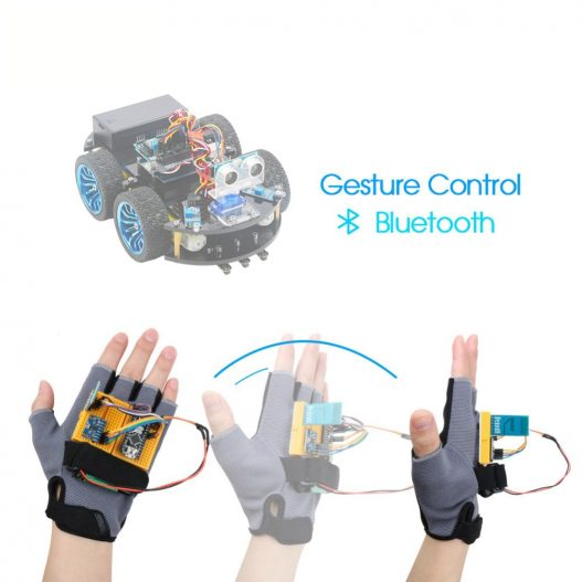 gesture motion control