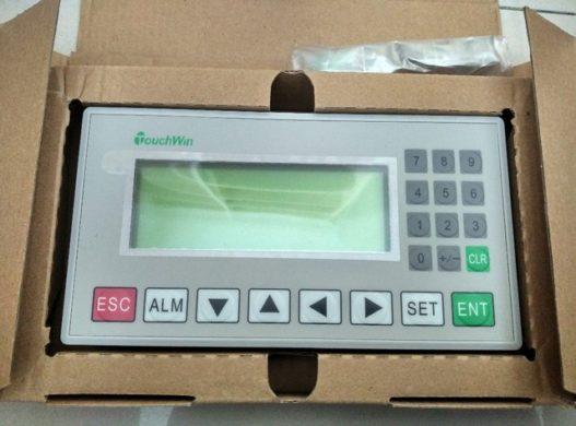 XINJE OP320 A Touchwin Mengoperasikan Panel STN LCD tunggal warna 20 kunci baru dalam