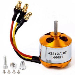1400Kv brushless motor 1