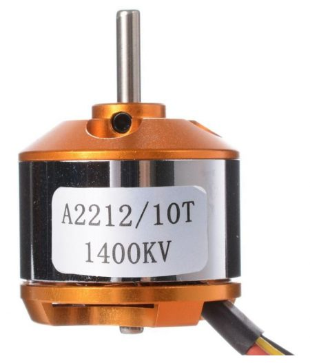 1400Kv brushless motor 3