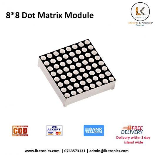 88 Dot Matrix Module