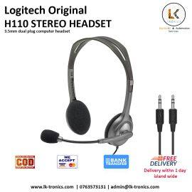 LOGITEC H110 HEADSET BEST PRICE IN SRI LANAKA