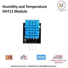 DHT11 sensor